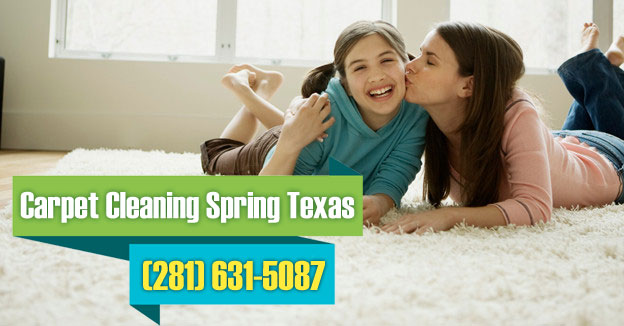 Carpet Cleaning Spring Texas Banner